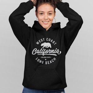 California (West Coast / Long Beach) Hoodie